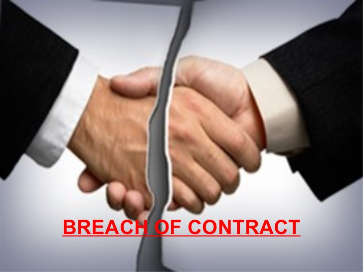 Beware The Breach U2013 Breach Of Contract