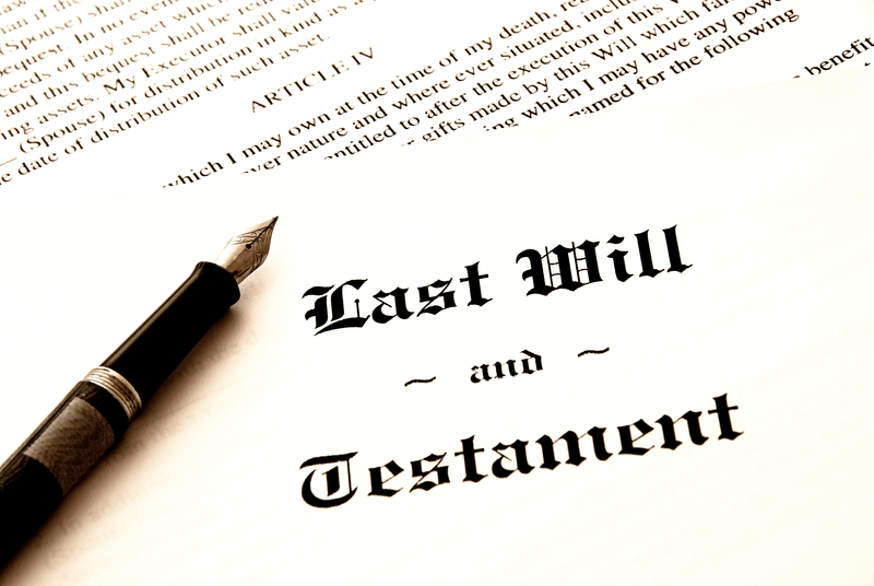 Image result for 6 Reasons Why You Need To Make a Will